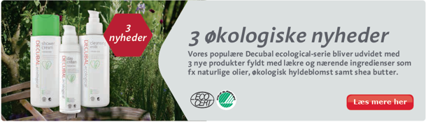 Decubal Ecological digital lanceringsstrategi