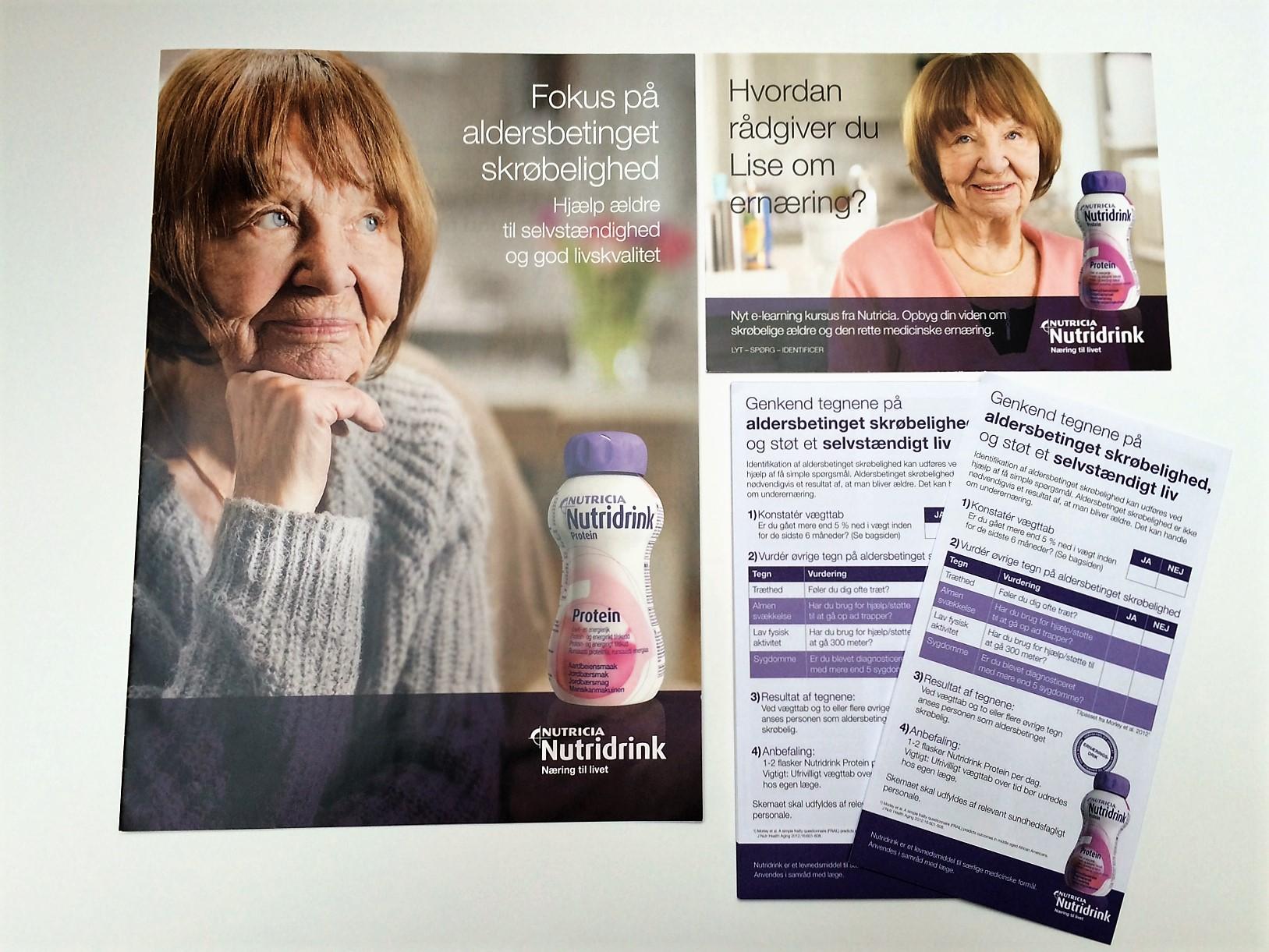 Undervisningsmaterialer til apotekspersonale